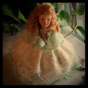 Other - Vintage Handmade Doll Light